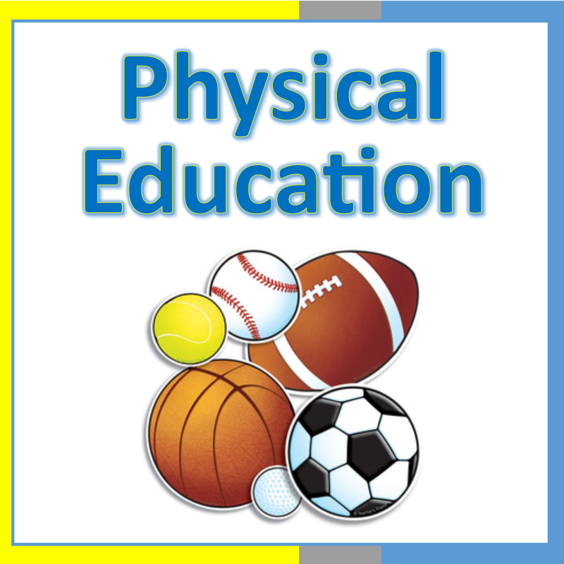 Physical Education Logo