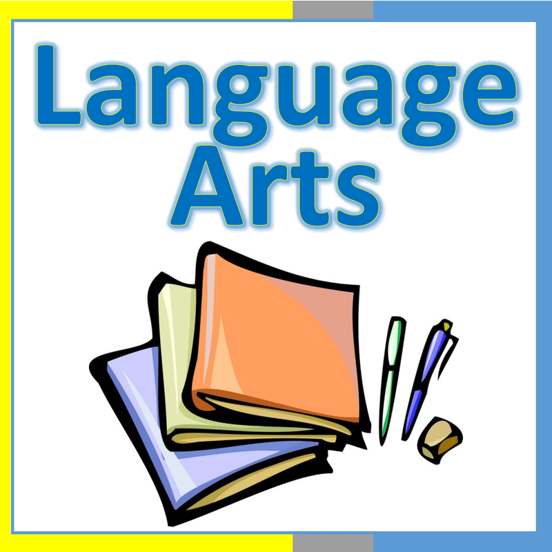 Language Arts Logo