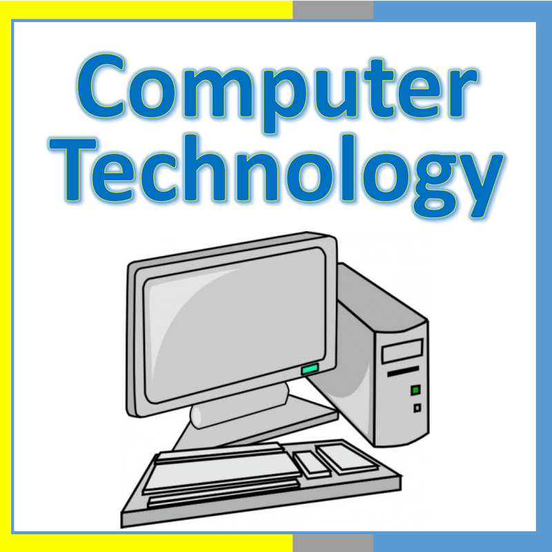 Computer Technology Logo